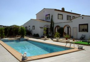 Murcia – Puerto Lumbreras – Country House Simon