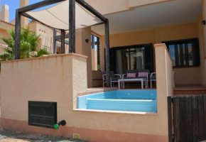 Murcia – Hacienda del  Alamo – Golf Apartments with own mini-pool
